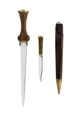 15th Century Ballock Dagger dirk - John Barnett Collection