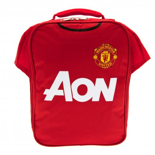 Manchester United F.C. Kit Lunch Bag